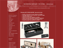 Tablet Preview of do-wina.pl